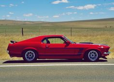 1969 Mustang Boss 302..nothing better then old school muscle..