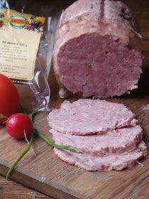 Izioni pyszne smaki: Domowa konserwa Kielbasa, Calzone, Recipies, Food And Drink, Meat, Cooking, Cold Cuts, Canning, Easy Meals