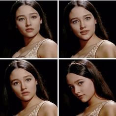 Beautiful Celebrities, Beautiful Actresses, Beautiful People, Zeffirelli Romeo And Juliet, William Shakespeare, Old Film Stars, Olivia Hussey, Iconic Women, Retro Aesthetic