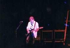 Rush Signals Tour Pictures