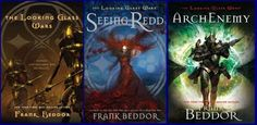 The Looking Glass Wars series by Frank Beddor.  A new take on Alice in Wonderland that is fun.