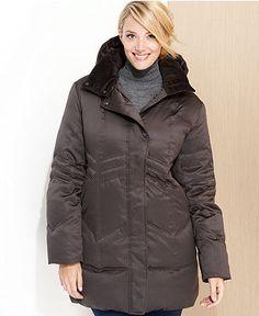 seamed empire coat | plus size coats & jackets | onestopplus