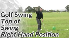This simple drill will show you if your shoulders are turning correctly through to the completion of the backswing. A nice, full shoulder turn will help you to generate power. What this drill can also highlight is the action of your legs… Golfers that lack flexibility, particularly in their lower and upper backs, struggle to …