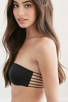 """It's a misconception among women that bra shopping is easy peasy when you have a small chest. But, sadly you cannot wear """"literally anything."""" Ahead, we're sharing 20 gorgeous, functional bras that cater specifically to the small-boobed set. You've never felt this supported"""