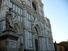Free Florence tips for cruisers: Why you should visit the Santa Croce church