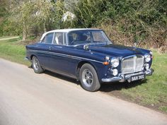 Rover P5B Coupe (1969) Maintenance/restoration of old/vintage vehicles: the material for new cogs/casters/gears/pads could be cast polyamide which I (Cast polyamide) can produce. My contact: tatjana.alic@windowslive.com