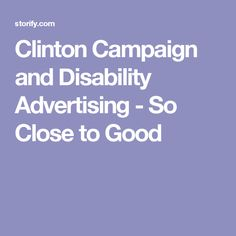 Clinton Campaign and