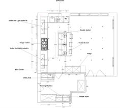 South East Kitchen — Herringbone Kitchens Open Plan Kitchen Dining Living, Open Plan Kitchen Diner, Living Room Kitchen, Home Decor Kitchen, Kitchen Interior, Kitchen Design, Dining Rooms, Kitchen Cabinets Drawing, Kitchen Diner Extension