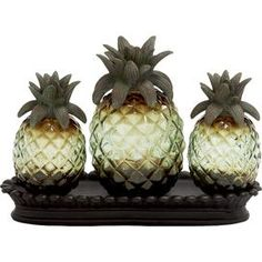 Wilson Amp Fisher 174 Battery Operated Deluxe Led Pineapple