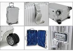 Rimowa Topas Aluminum Carry-on