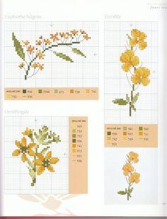 Gallery.ru / Фото #127 - Veronique Enginger. L'Herbier du jardin au point de croix - CrossStich