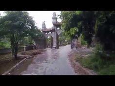 Motorbike ride to Hoa Lu, ancient capital of Vietnam in Ninh Binh - YouTube