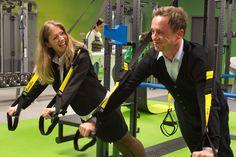 TRX ist das perfekte Training für verspannte Muskeln