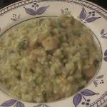 Una combinazione di successo: Risotto zucchine e gamberetti