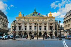 PARIS - Opéra Garnier - fuievouvoltar.com