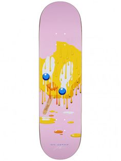 DGK Boo Melted Deck 8.25 x 31.875