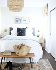 Studio McGee Coastal Bedroom