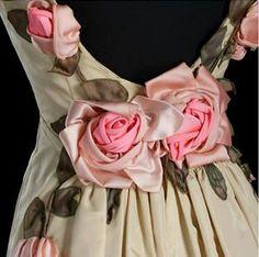 Ann Lowe - Robe de Débutantes 'Roses' - 1966-67