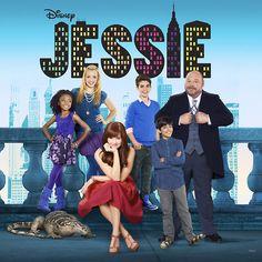 Image Series Disney Channel, Disney Channel Movies, Disney Channel Original, Disney Movies, Serie Disney, Disney Shows, Jessie Tv Show, Skai Jackson, Inka