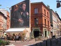 A Toulouse Hommage à Claude Nougaro, l'enfant du pays