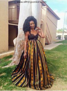 Damey's Collections ~African fashion, Ankara, kitenge, African women dresses, African prints, Braids, Nigerian wedding, Ghanaian fashion, African wedding ~DKK