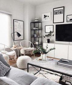 Esszimmerstuhl in Weiß - Artikel Sala Modern Outdoor Furniture Sala White Lounge Chair Decoration Salon Photo, Decoration Inspiration, Room Inspiration, Decor Ideas, Decorating Ideas, Decorating Websites, Design Inspiration, Design Websites, Interior Decorating