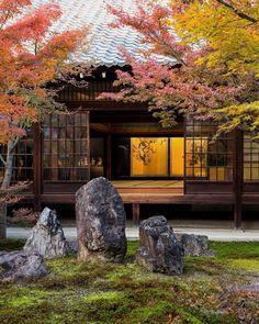 Kenninji-temple,chouontei-garden,kyoto,Japan