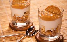 Revisitez le tiramisu avec cette version du tiramisu breton à base de caramel au beurre salé et palets bretons croustillants. Un vrai dessert de chefs !