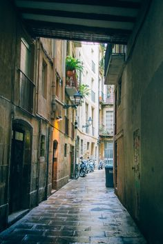 The secret streets of Barcelona