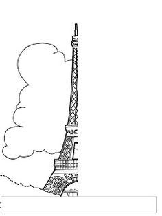 PROJECTS DE TREBALL A INFANTIL...: Projecte de treball: la Vuelta al mundo Tour Eiffel, Teaching Activities, Book Activities, France Craft, French Poems, French Days, Country School, Art Plastique, Countries Of The World