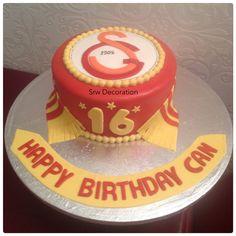 Galatasaray football culp cake
