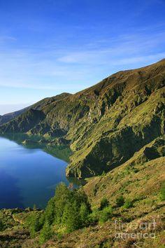 ✮ Fire Lake (Lagoa do Fogo) - Azores Islands, Portugal