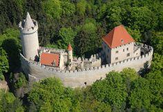 Kokořín Castle, Central Bohemia