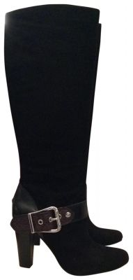 BCBGeneration Black Boots.