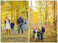 Fall family outfit outfits idea ideas bemidji photographer © Purrington Photography www.purringtonphotography.com