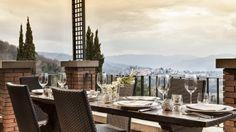 Renaissance Tuscany Il Ciocco Resort & Spa**** - Traumhafte Erholung mit Blick auf die wunderschöne Toskana und die mittelalterliche Stadt Barga! Weitere Infos unter http://www.fitreisen.de/renaissance-tuscany-il-ciocco-resort-spa.html