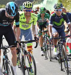 Vuelta a Espana 2016 Stage 8 by photogomezsport