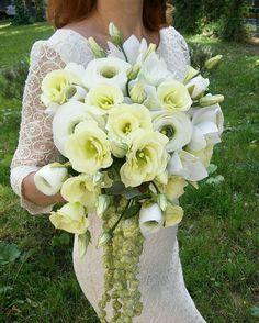 Купить Букет из фоамирана - букет невесты, букет цветов, букет для фотосессии, букет дублер