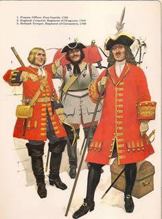 British Army, War of the Spanish Succession - Imagem relacionada