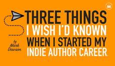 Three Things I Wish I Knew