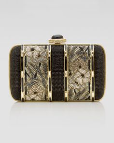 Judith Leiber  Rectangular Charmaine Clutch Bag_  $3995.00
