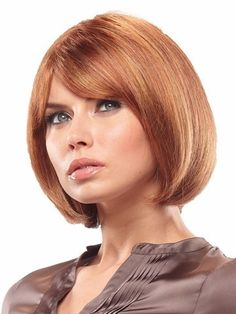 Patrice is a bob #hairstyle with a mono top for sale at Hair Shop Canada #wig store online. http://www.hairandbeautycanada.ca/patrice-mono/