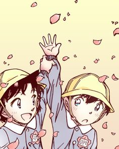 Aww this chapter was so cute i loved it  Shinichi x ran  Detective conan