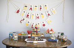 harry potter birthday party 6