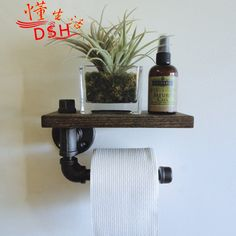 Find More Information about 2015 American Vintage Loft Water Pipe Roll Paper Towel Toilet Holder Bathroom Accessory,High Quality towel tray,China towel magic Suppliers, Cheap towel brand from YH Lighting Manufacturer on Aliexpress.com