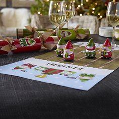 Racing Elf Crackers - from Lakeland