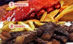 Elige entre Picanha o Costillas de Cerdo a la Barbacoa