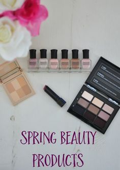 The Newest and Best Spring Beauty Products