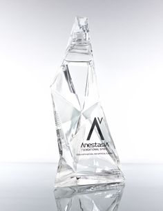 Karim Rashid strikes again.  This bottle is awesome and best of all it's made from recycled materials. I could pin this packaging in two or three catagories. Thanks to @DesignPackaging for sharing on Twitter.