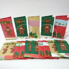 Sobres para quienes prefirieron regalar dinero en navidad! #Regalo #WooHoo #Ideas #Diseño